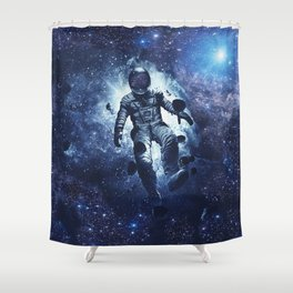 This is Travel Shower Curtain