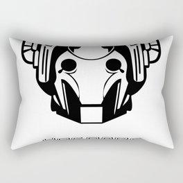 Cybermen Upgrade or delete Rectangular Pillow