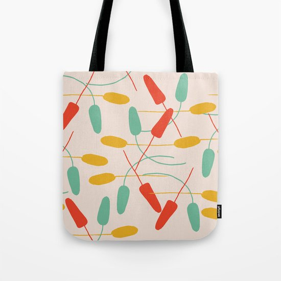 Spring leaves Tote Bag