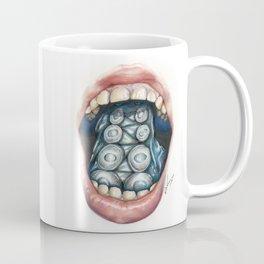 Cthulhu Lips Coffee Mug