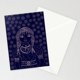 I have got nothing 'BUT TONS' of love for you. Stationery Cards