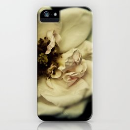The Great Flower Consortium - Member No. 136A iPhone Case