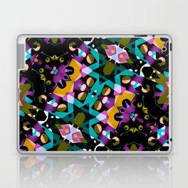 Digital Futuristic Geometric Pattern Laptop & iPad Skin
