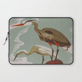 Visit the Zoo - African Birds Laptop Sleeve