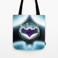 Drops of Superhero #1... Tote Bag