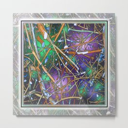 The Twiggs Theory of the Universe Metal Print