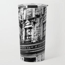 Prospect of  Whitby Pub London 1520 Travel Mug