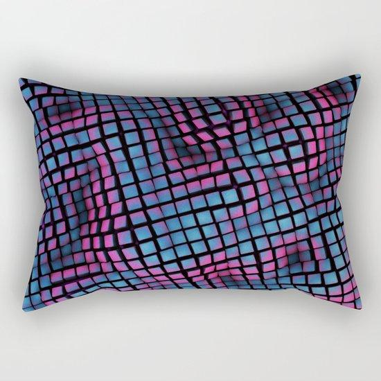 CUBE II Rectangular Pillow