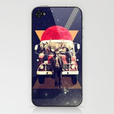 El Camion iPhone & iPod Skin