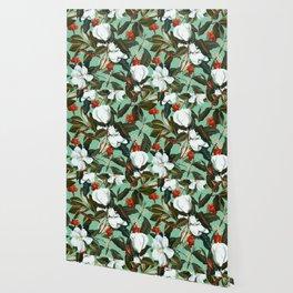 Summer Garden VI Wallpaper