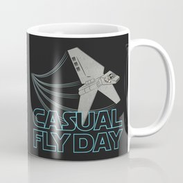 Casual Fly Day Coffee Mug