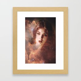 Possible Girls I Framed Art Print