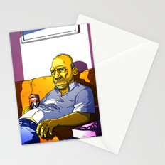 Depressed Homer Stationery Cards