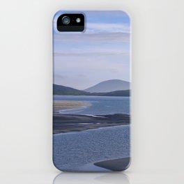 Seaside Blues iPhone Case