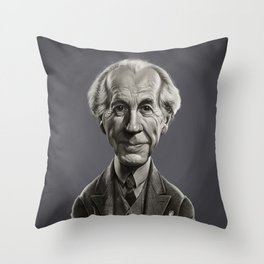 Frank Lloyd Wright Throw Pillow