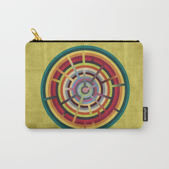 Lost in color Carry-All Pouch