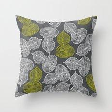 Leaflet Throw Pillow