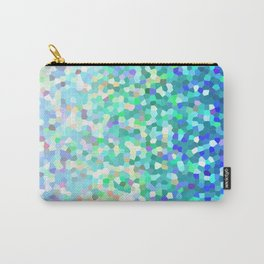 Mosaic Sparkley Texture G149 Carry-All Pouch