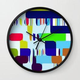 Katonga Style Wall Clock