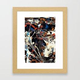 Pattern № 20 Framed Art Print