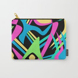 Neon Puff Carry-All Pouch
