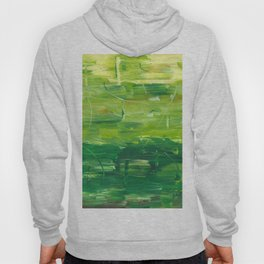 Green World by Australian Artist Vidy Potdar Hoody