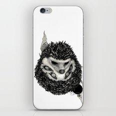 H3D93H09 (Hedgehog) iPhone & iPod Skin