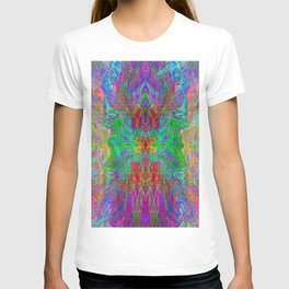 Lightworker In The Zephyr (abstract, visionary) T-shirt