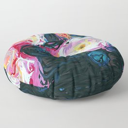 Flowerella Floor Pillow