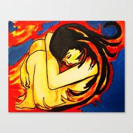 Night Aquarium #society6 #decor # buyart Canvas Print