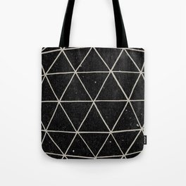 Geodesic Tote Bag
