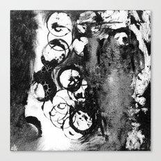Simon's Quest Canvas Print