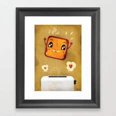 Morning... Framed Art Print