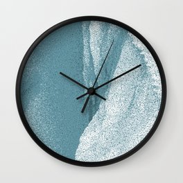 ICEland in my mind Wall Clock
