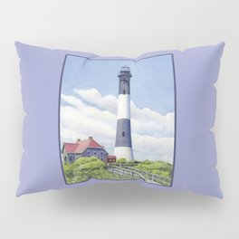 Fire Island Lighthouse Pillow Sham