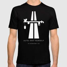 AutoBan Yourself T-shirt