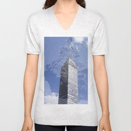 Mexico City Unisex V-Neck