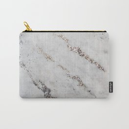 Glitter Marble Dream #1 #decor #art #society6 Carry-All Pouch