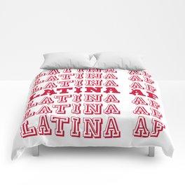 LATINA AF Comforters