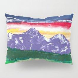 Purple mountains majesty Pillow Sham