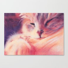 After lunchtime Canvas Print