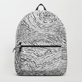 Organic Strokes Backpack