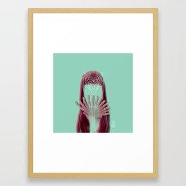 Alteration_nr3 Framed Art Print