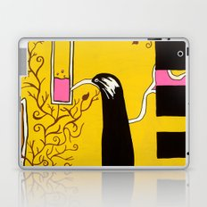 SIPPING the SWEET NECTAR of LIFE Laptop & iPad Skin