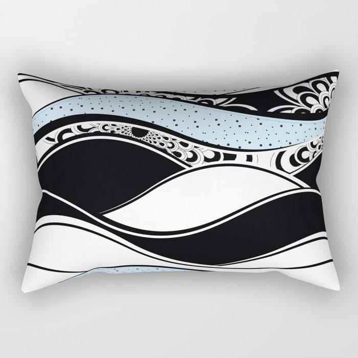 Pattern 74 Rectangular Pillow