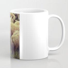 Herding dog, male, south of Israel, scaned sx-70 Polaroid Coffee Mug