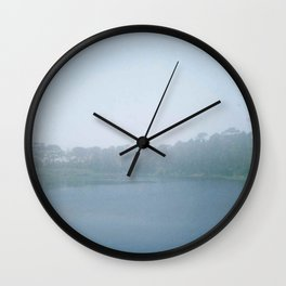 Treeline Wall Clock