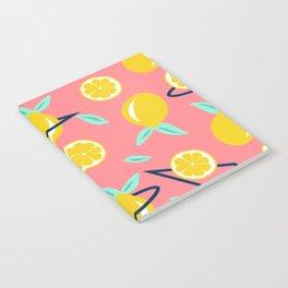 Lemons party #society6 #decor #buyart Notebook