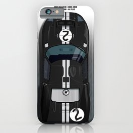 Le Mans Winner 1966, GT40 iPhone Case