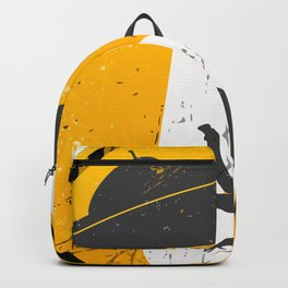 Caution: Abduction Zone Backpack